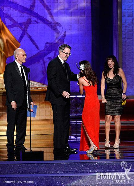 Dancing With the Stars Makeup Takes Home the Emmy®'