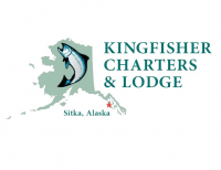 Alaska Fishing Lodge Logo
