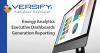 Executive Energy Analytics, Dashboards & Reporting -'