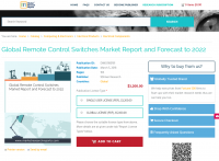 Global Remote Control Switches Market Report and Forecast