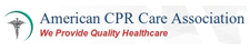 Company Logo For American CPR Care Association'