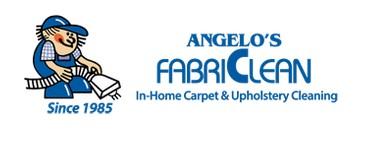Company Logo For Angelo's FabriClean'