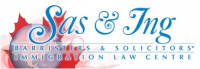 Sas & Ing, Barristers & Solicitors, Immigration Law Centre Logo