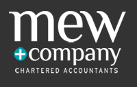 Mew + Company Chartered Professional Accountants Logo