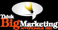 Think Big Marketing Logo