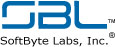 SoftByte Labs. Logo