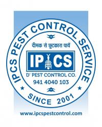 IPCS Pest Control Service Logo