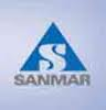Logo for Sanmar Group'