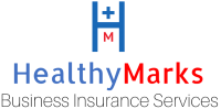 HealthyMarks Insurance Services Logo