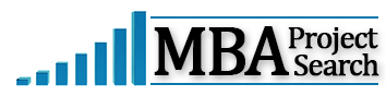 MBA Project Search Logo'