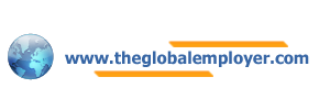 Logo for The Global Employer'