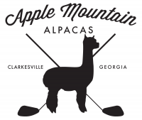 Apple Mountain Alpacas Logo