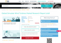 Global Simulate Wind Turbines Market Research Report 2018