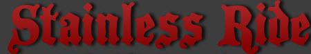 Logo for Stainless Ride LLC'