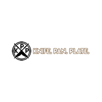 KnifePanPlate.com Logo