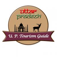 Uttar Pradesh Tourism Guide Logo