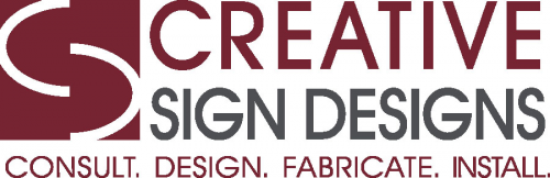Logo for Creative Sign Designs'