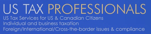 US Tax Professionals Logo