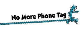 Company Logo For No More Phone Tag'