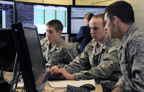 Big Data Training Military'