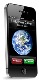 Learn how to identify unknown phone calls.'