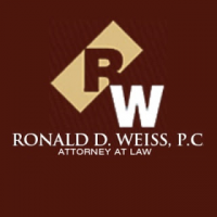 Law Office of Ronald D. Weiss, P.C. Logo