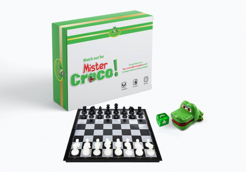CrocoChess Package'