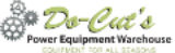 Do-Cut's Power Equipment Warehouse Logo