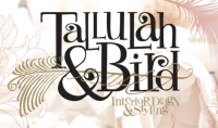Tallulah and Bird Interior Design Logo