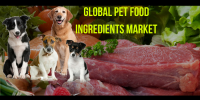 Global Pet Food Ingredients Market