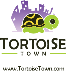 Tortoise for sale Logo