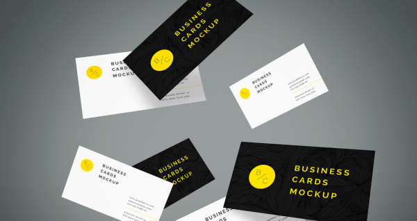 Business card design Beverly Hills