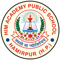 HIM ACADEMY PUBLIC SCHOOL Logo