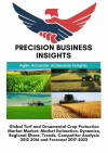 Turf and Ornamental Crop Protection Market To Be Valued US$'