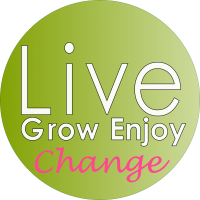 Live Grow Enjoy Logo