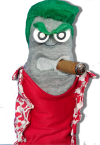 Ed the Sock - Candidate for Premier'
