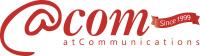 atCommunications, LLC Logo