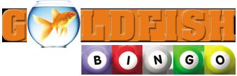 Logo for Goldfish Bingo'