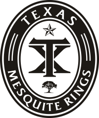 Texas Mesquite Rings Logo