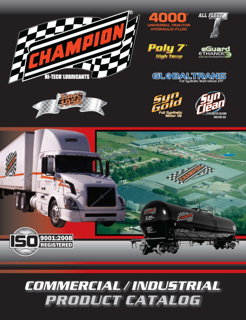 2013 Commercial & Industrial Catalog'