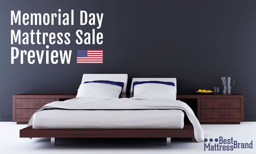 2018 Memorial Day Mattress Sales Previewed in Latest Guide