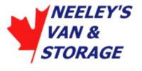 Neeley's Van and Storage Logo