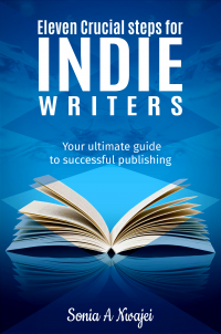 Eleven Crucial Steps For Indie Writers