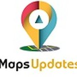 TomTom & Garmin Devices Maps Updates Logo