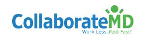 Company Logo For CollaborateMD'