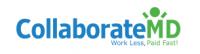 CollaborateMD Logo