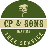 CP & Sons Tree Service Logo