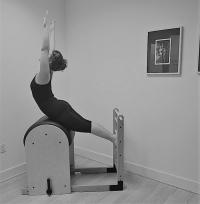 Brickell Pilates Logo