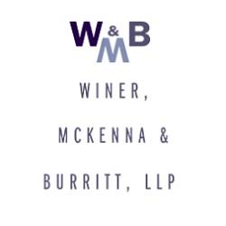 Company Logo For Winer, McKenna & Burritt, LLP'