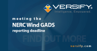 Versify Meets NERC Wind GADS 2018 Q1 Submission